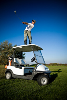 How To Personalize Your Golf Cart