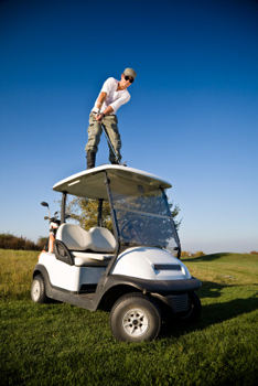 How To Customize Your Golf Cart